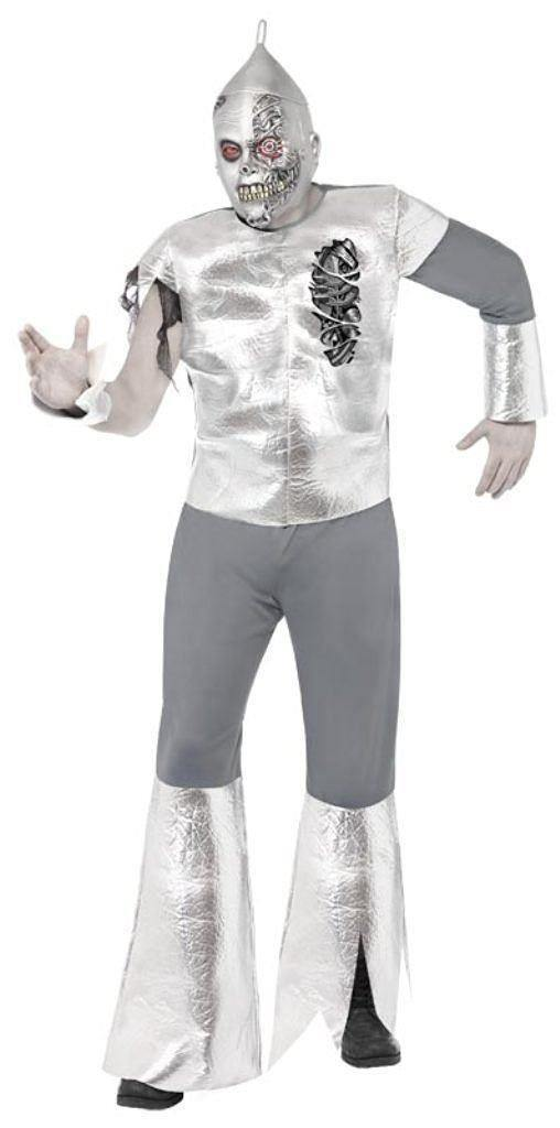 Smiffy's Twisted Tin Man Adult Costume - Medium