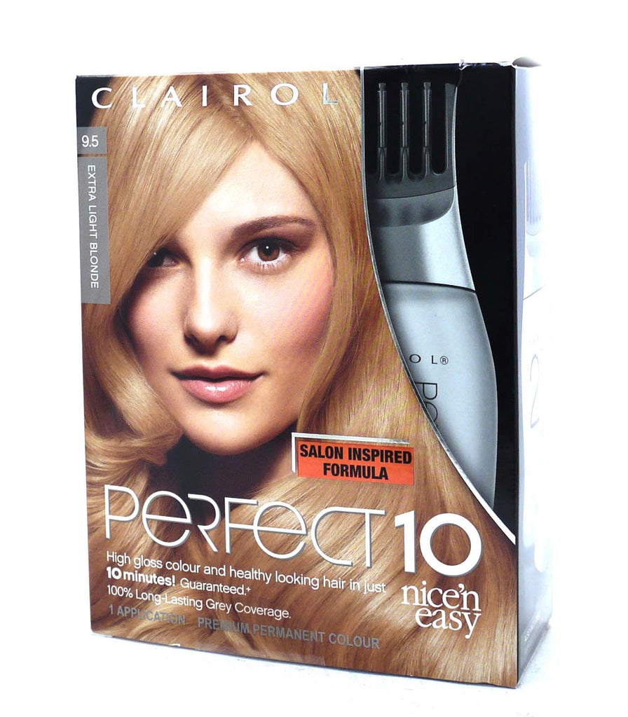 Nice n Easy Perfect 10 Extra Light Blonde 9.5