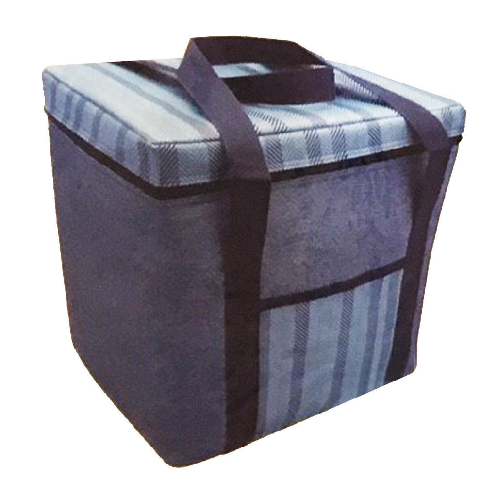 Jumbo Cooler Bag 28 Litre - Blue Stripes