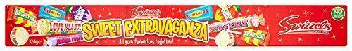 12 x Swizzels Matlow Sweet Extravaganza Tube 324g (12 Tubes)