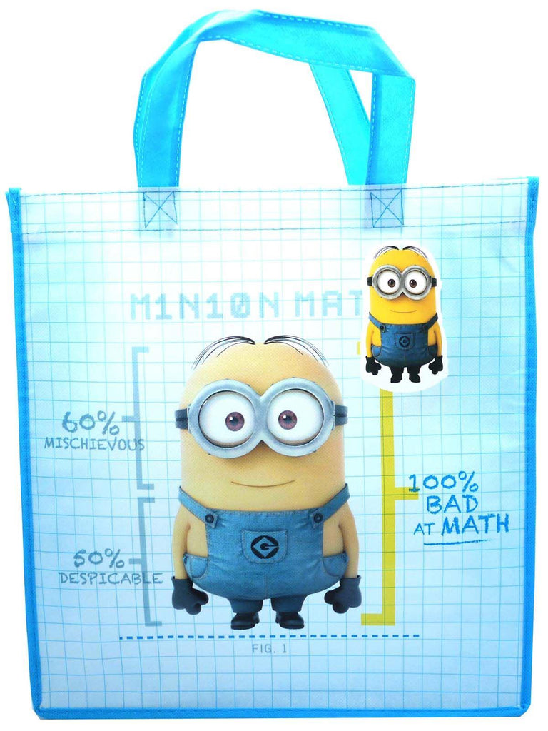 Minions Tote Bag - Minion Maths