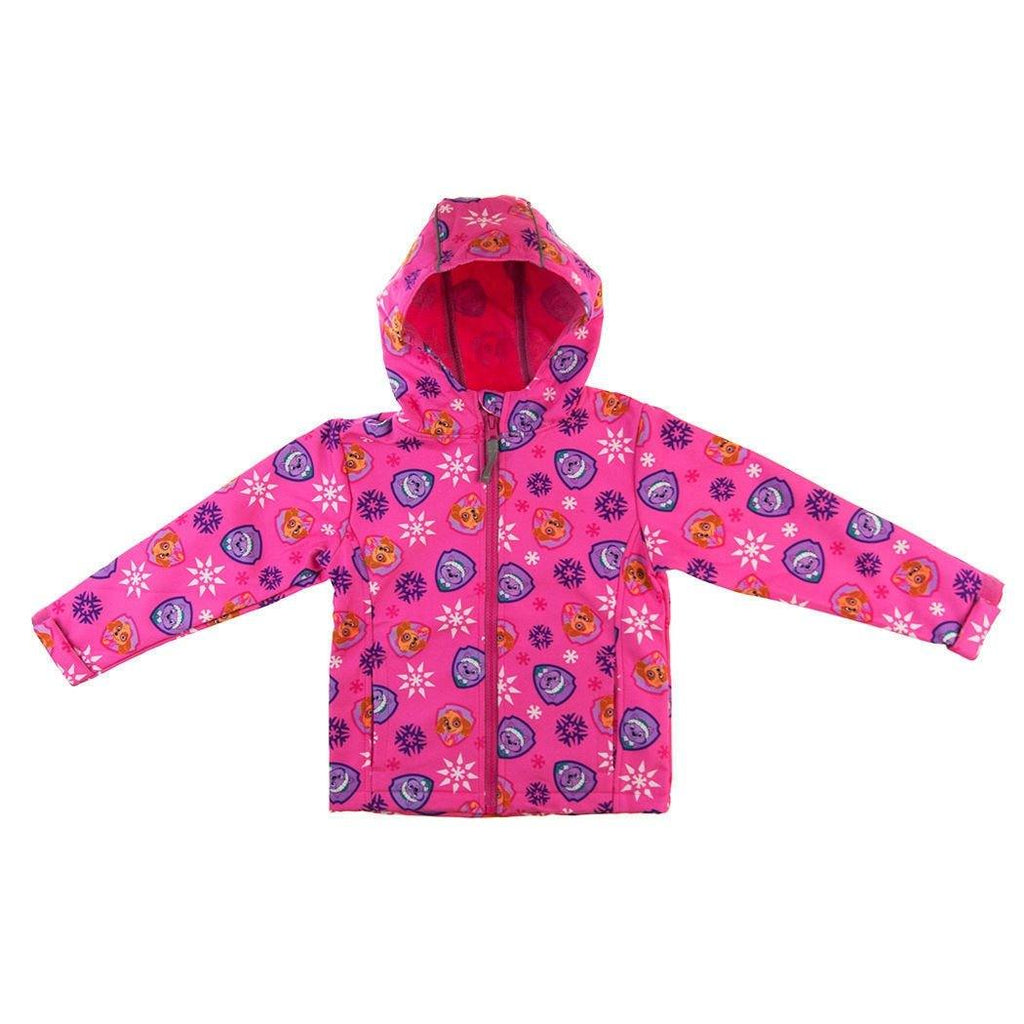 Kids Paw Patrol Soft Shell Jacket
