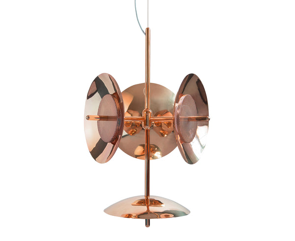 Signal Chandelier 3S+1 Copper | DSHOP