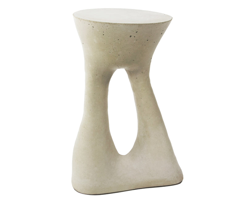 Concrete End Table | DSHOP