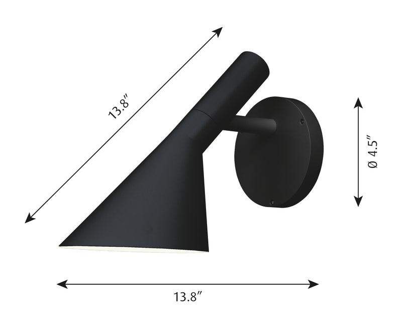 Modern Outdoor Wall Lamp | DSHOP