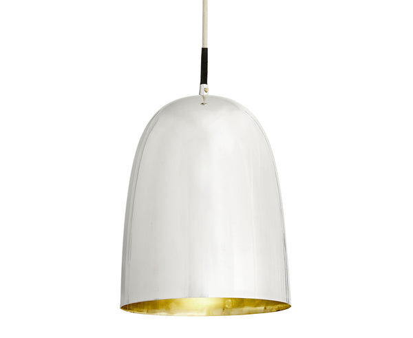 Savoy Pendant - Polished Nickel | DSHOP