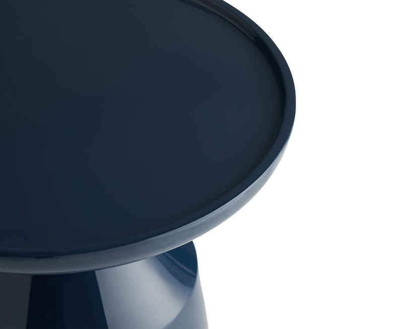 Navy Accent Table | DSHOP