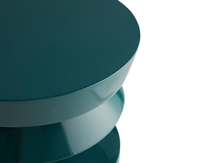 Modern Green Accent Table | DSHOP