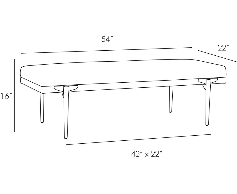 Extra Long Bench | DSHOP