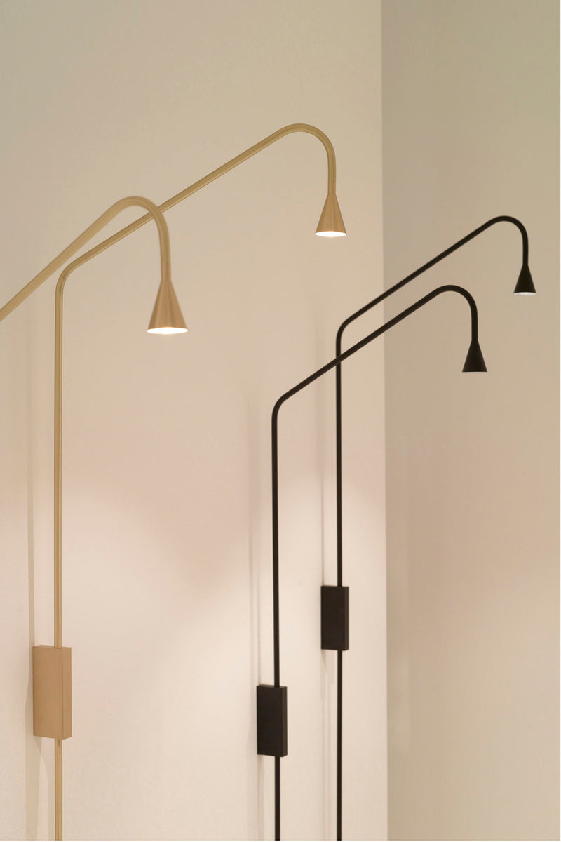 Austere-W Minimal Wall Lamps | DSHOP