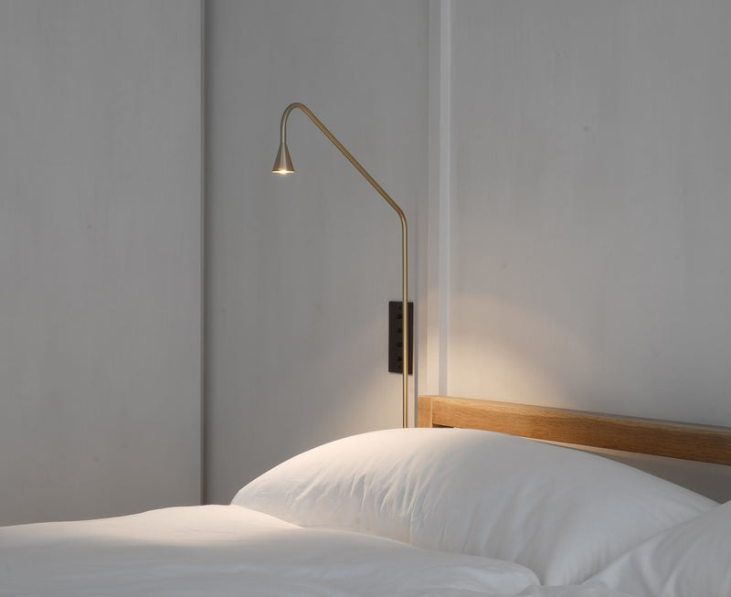 Austere Minimal Bedside Lighting | DSHOP