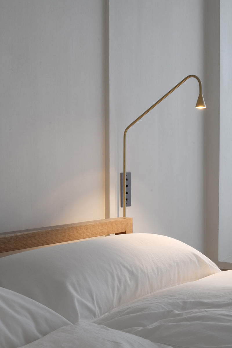 Minimal Brass Sconces | DSHOP