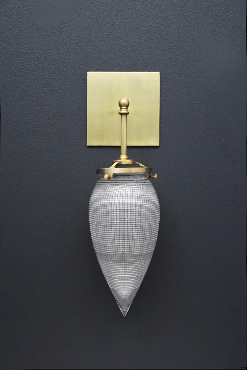 Brilliant Glass Drop Sconce by Michelle James | DSHOP