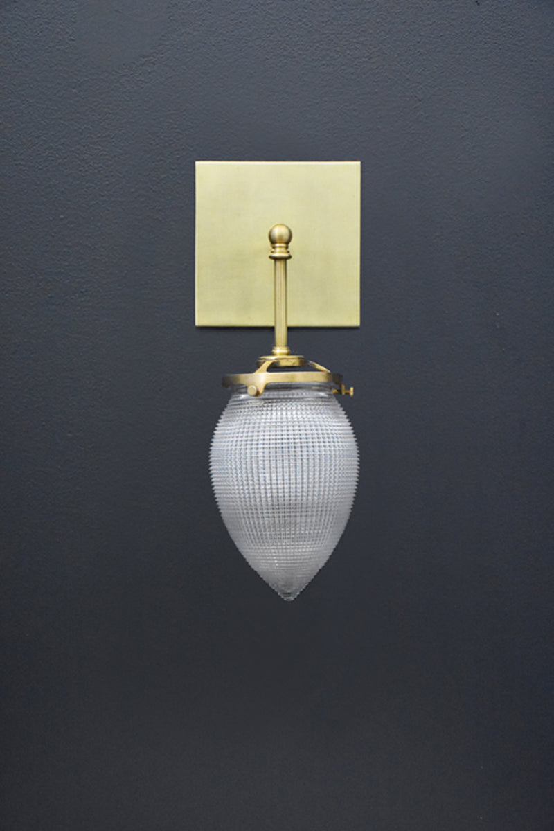 Vintage Glass Sconce | DSHOP
