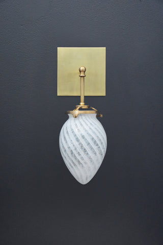 Brilliant Mini Drop Sconce