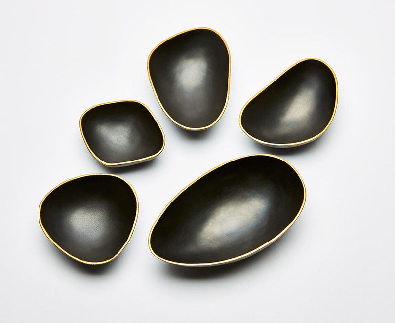 Pebbles Cups in Bronze & Gold | DSHOP