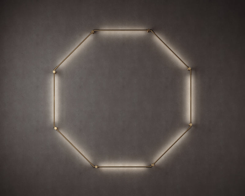 Geometry Inspired Lighting | DSHOP
