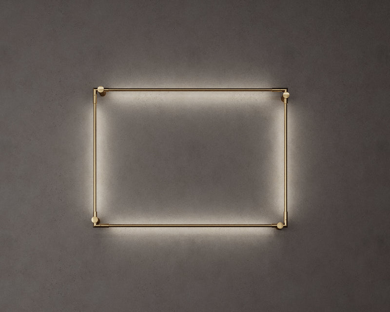 Rectangle Wall Lamp | DSHOP