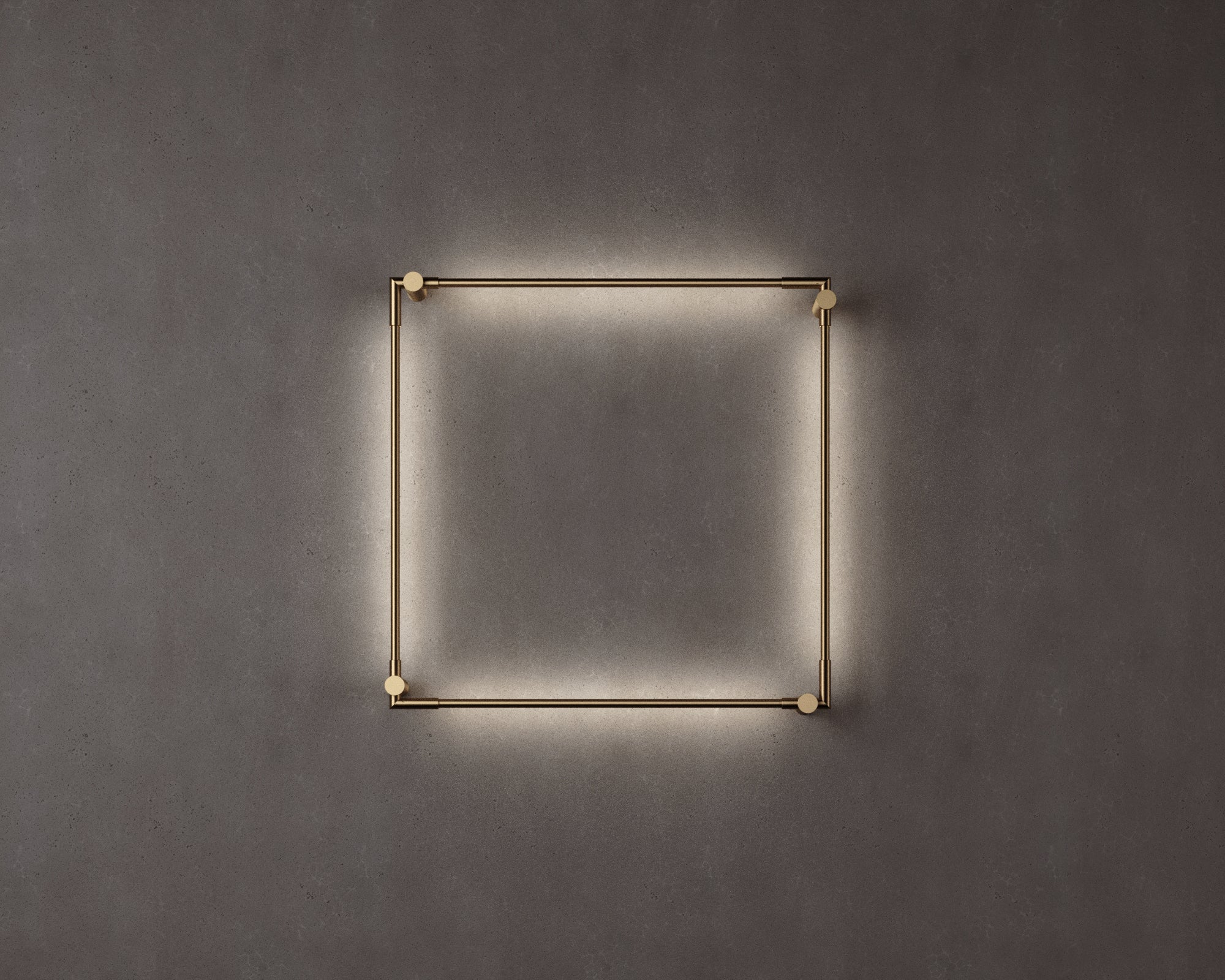 Thin Primaries Wall-Mounted Square