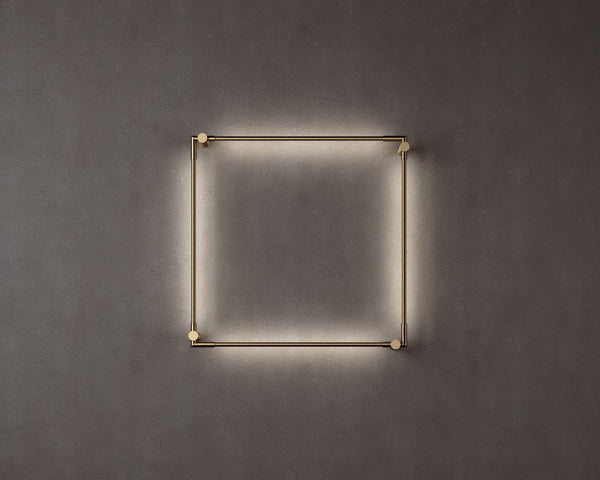 Square Wall Lamp | DSHOP