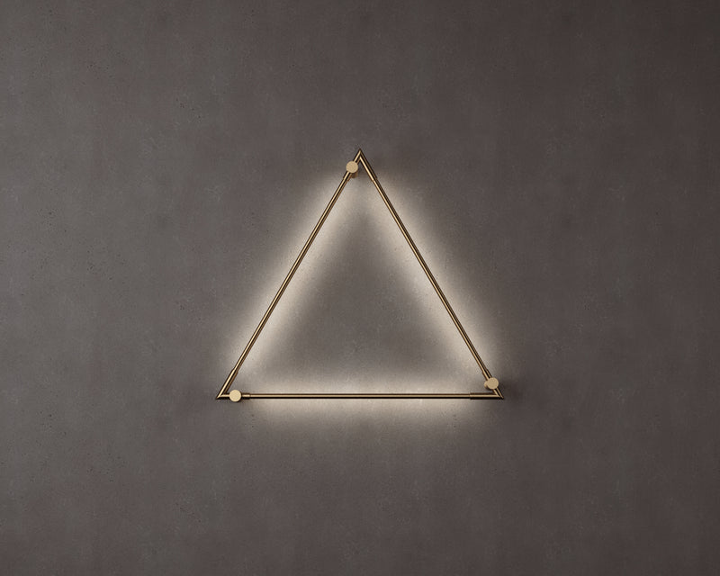 Equilateral Triangle Light | DSHOP