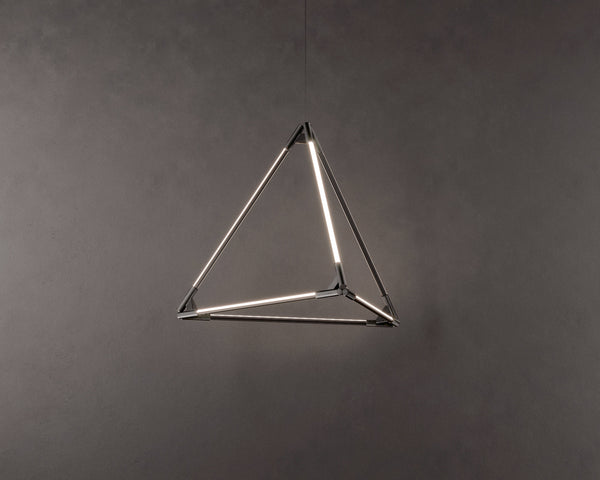 Pyramid Pendant Light | DSHOP