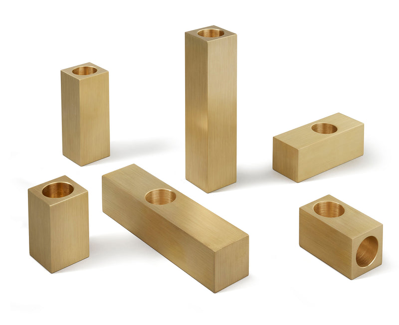 Laloul Domino Candle Holders | DSHOP