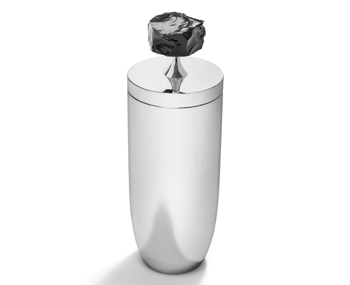 Heritage Cocktail Shaker - Black