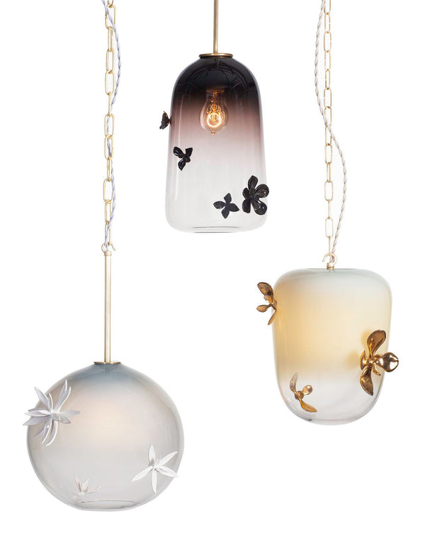 Flower Glass Pendant Lights | DSHOP