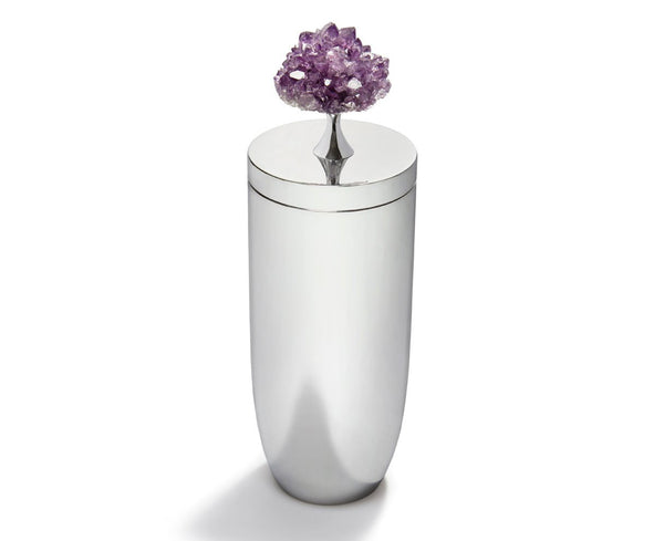 Heritage Cocktail Shaker - Amethyst