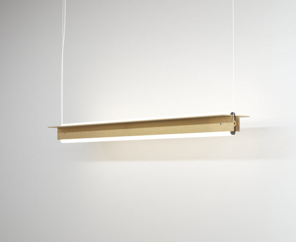 "Juniper Axis T Pendant - 37"" Light 