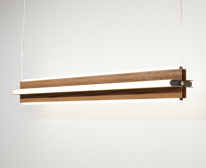 Wood LED Pendant Light | DSHOP
