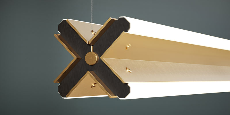 Brass LED Lighting | DSHOP