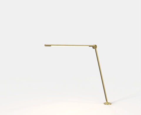 Thin Task Lamp - Desk Inset