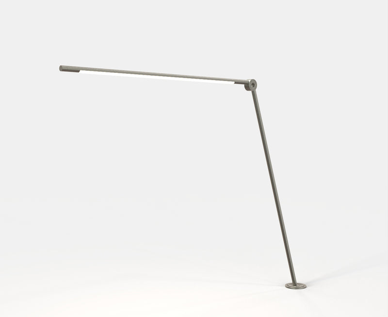 Juniper Thin Desk Inset Lamp - Black Oxide | DSHOP