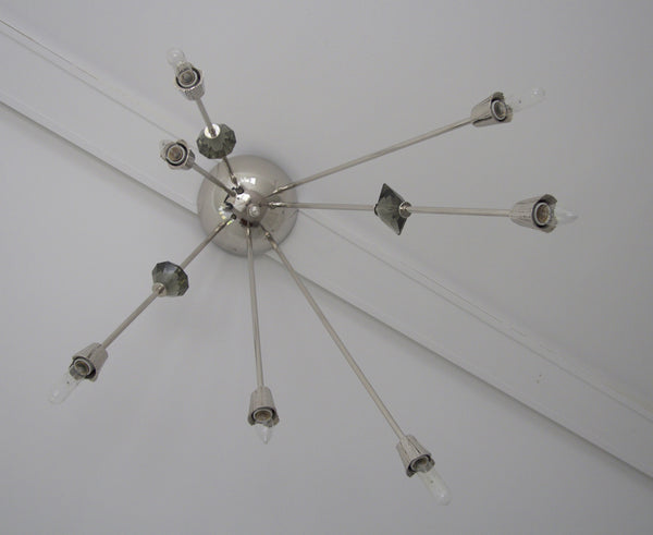 Axis Art Deco Light - 7 Arm by Michelle James | DSHOP