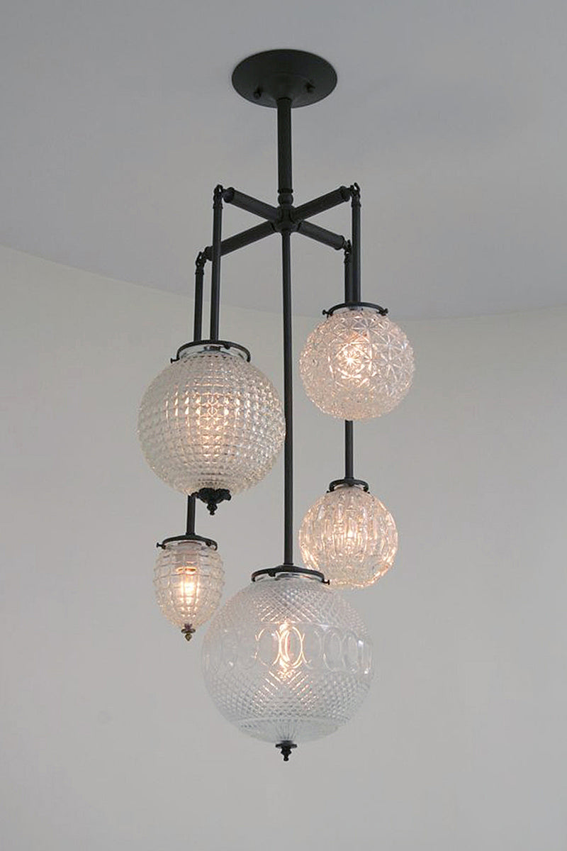 Brilliant Chandelier - 5 Arm by Michelle James | DSHOP