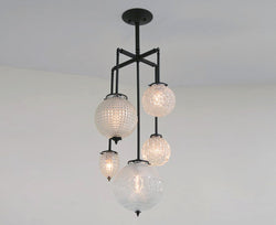 Brilliant Chandelier - 5 Arm | DSHOP