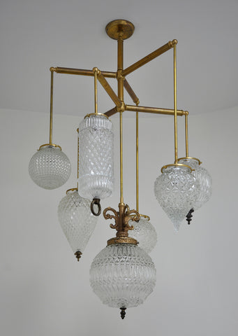 Brilliant Chandelier - 7 Arm