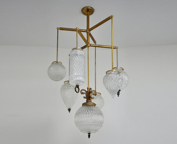Brilliant Chandelier - 7 Arm | DSHOP