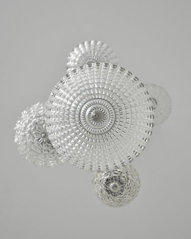 Brilliant Chandelier Crystal - 5 Arm