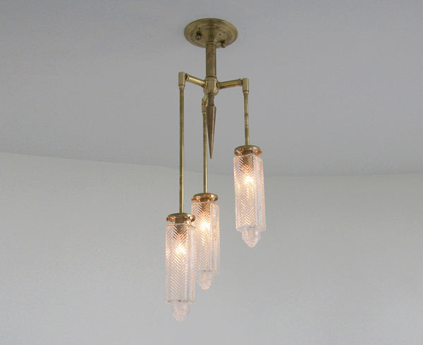 Chrysler Chandelier - 3 Arm | DSHOP