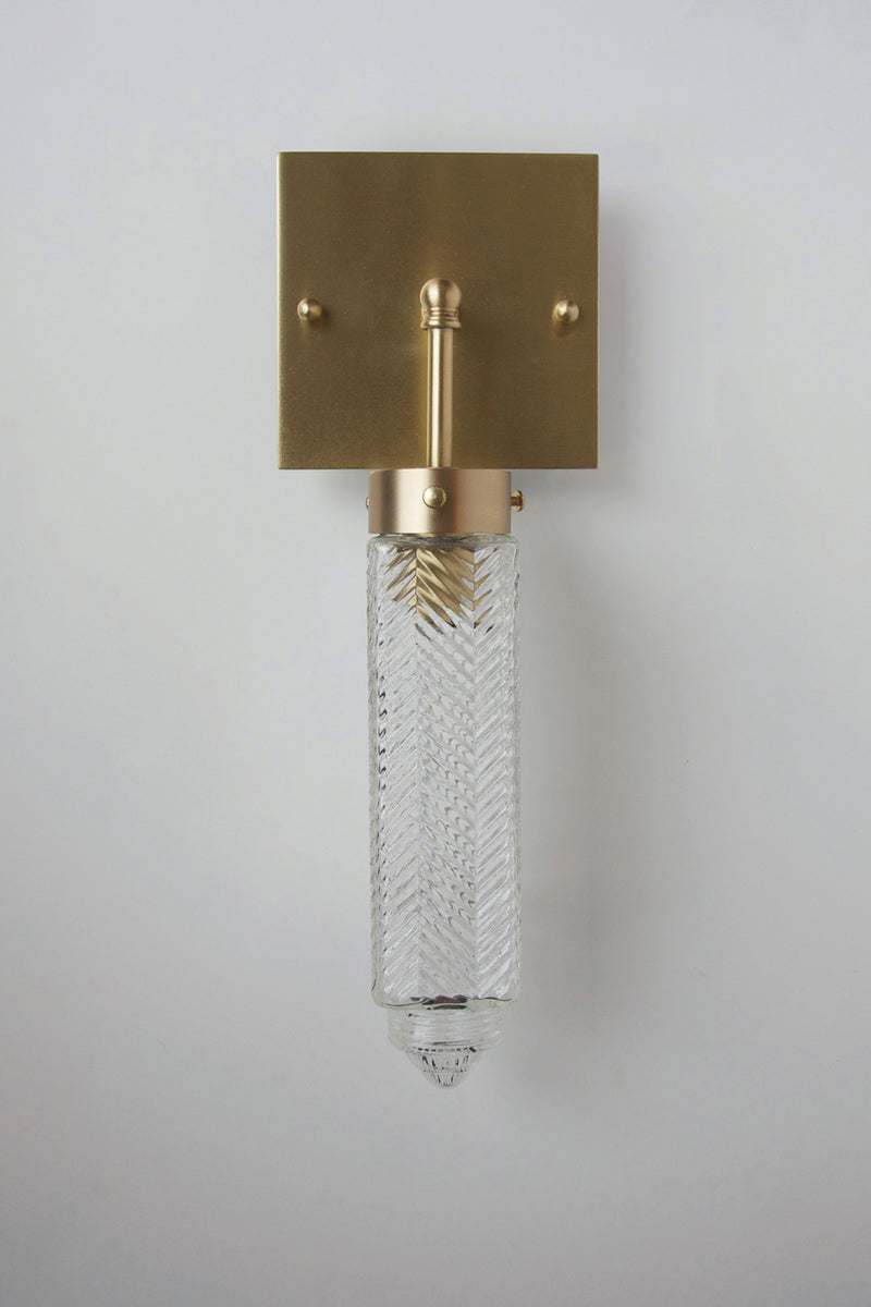 Chrysler Sconce - Square | DSHOP