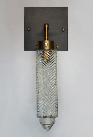 Chrysler Sconce - Square