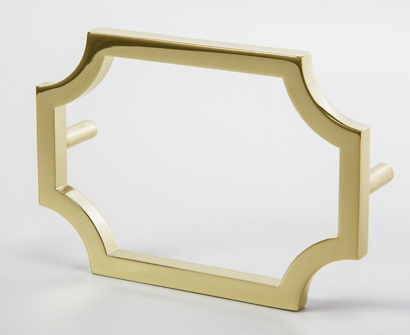 Classic-01 Handle Polished Brass
