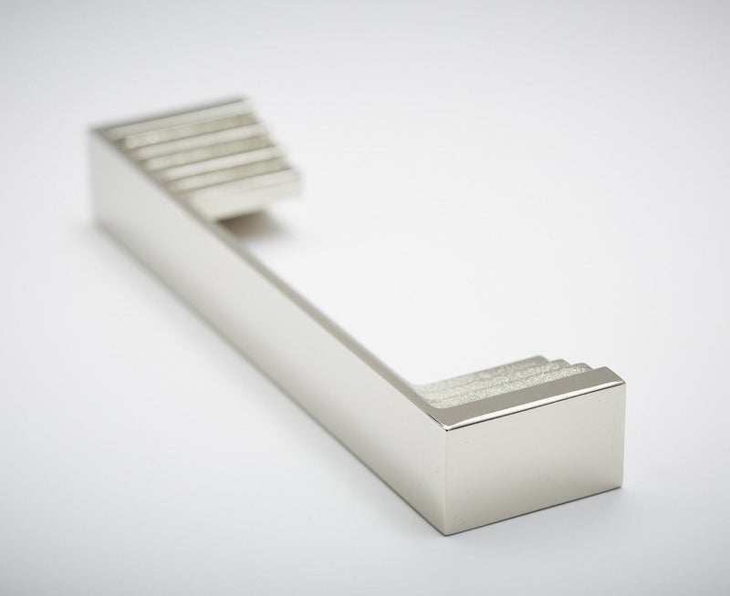 Step-01 Handle in Polished Nickel | DSHOP