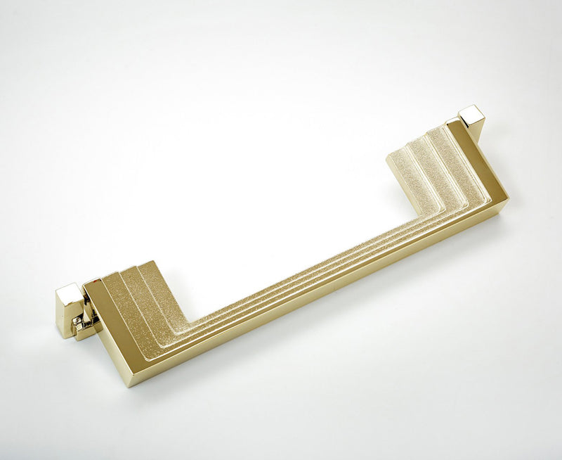 Step-04 Bail Pull in Polished Brass | DSHOP