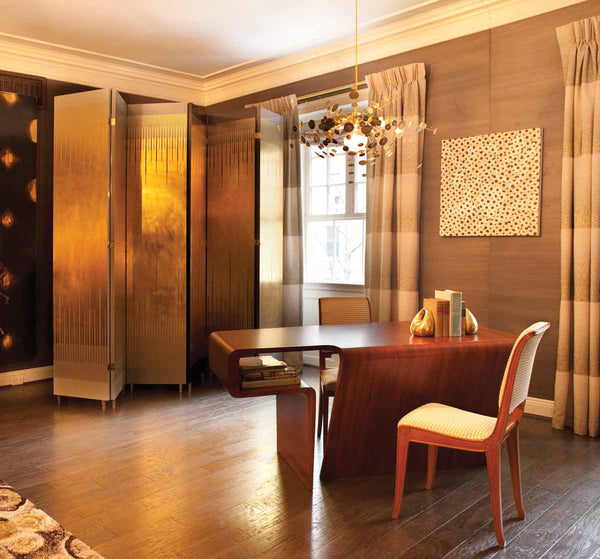 Gilded Folding Screen | DSHOP