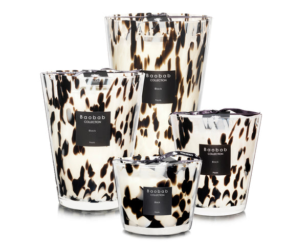 Luxury Scented Candles in Black Rose / Ginger | DSHOP