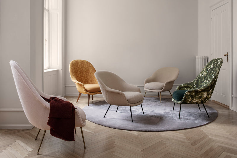 Gubi Modern Lounge Chairs | DSHOP